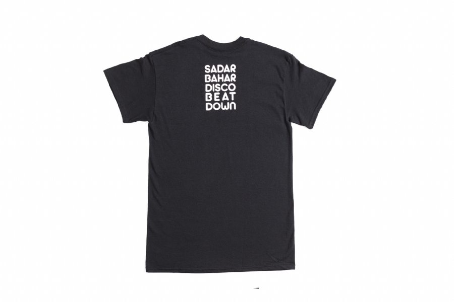 SADAR BAHAR DISCO BEAT DOWN BLACK