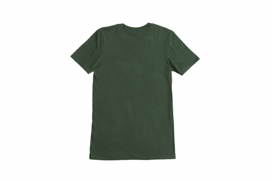SF LOGO TEE // DARK  GREEN